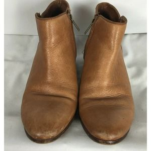 Sam Edelman Petty Chelsea Brown Ankle Boot 6M